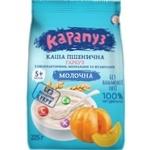 Karapuz Milk Wheat Porridge with Pumpkin, Bifidobacteria, Minerals and Vitamins 225g