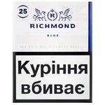 Сигарети Richmond Blue 25шт