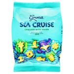 Grona Sea Cruise Cracker with onion 160g