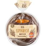 Хлеб Киевхлеб Домашний ржаной нарезной 900г