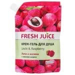Fresh Juice With Raspberry For Shower Gel