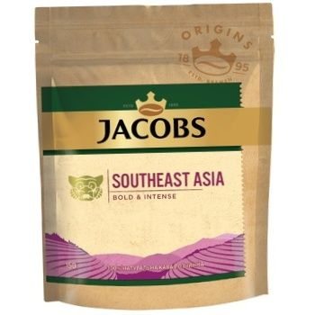 Jacobs Southeast Asia Instant Coffee 150g