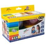 ZiBi Modeling Dough Set in Cups 4 Colors 4pcs*100g