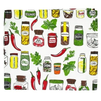 Provence Spices Kitchen Towel 33*56cm - buy, prices for Auchan - photo 1