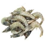 Креветки Еквадор в панцирі свіжоморожені