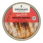 Smoked Sardine in Olive Oil with Cayenne Pepper 160g
