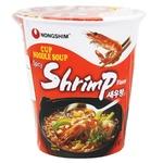 Nongshim Shrimp Noodles in Cup 67g