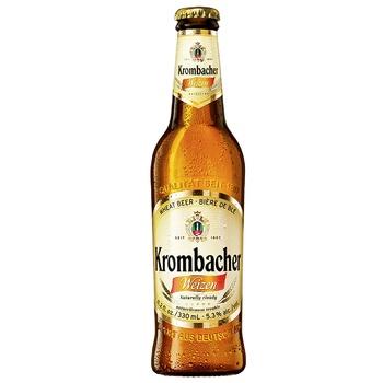 Пиво Кромбахер Weizen 0.33