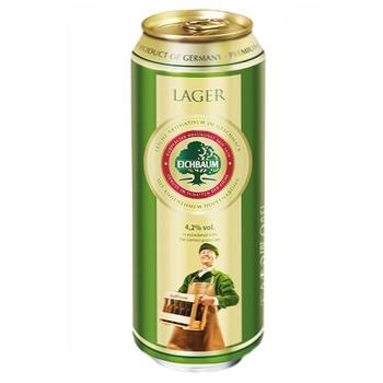 Пиво Eichbaum Lager 500мл