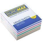Блок бумаги для заметок Buromax Зебра 90х90х40мм