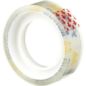 Канцелярская клейкая лента Buromax 12мм*10м прозрачная - купить, цены на Таврия В - фото 1