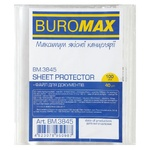 Buromax File for Documents A5 40 microns 100pcs