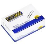 Buromax Paper Clips 33mm 100pcs