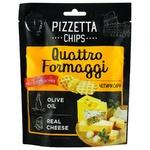 Снек Snacks of the World Pizzetta Chips Четыре Сыра 70г