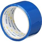 Скотч Buromax пакувальний синій 48мм*35м