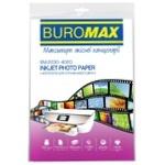 Фотопапір Buromax глянцевий А4 20 аркушів