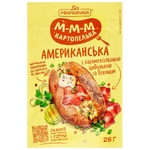 Приправа Pripravka Американская для картофеля с карамелизированным луком и беконом 25г