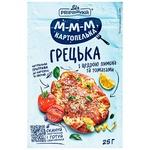 Приправа Pripravka Грецька для картоплі з цедрою лимона та томатами 25г