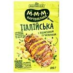 Приправа Pripravka Італійська для картоплі з пармезаном та часником 25г