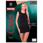 Tights Conte Prestige grafit polyamide for women 40den 3size Belarus