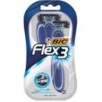 BIC Flex 3 Comfort for shaving razor 3pcs
