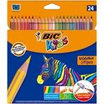 BIC Kids Evolution Stripes 24pcs