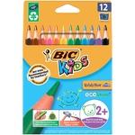BIC Kids Evolution Triangle 12pcs