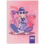 ZiBi Fashion Notebook A5 64sheets