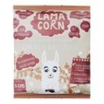 Попкорн Lama Corn 102 г Какао і ванілька