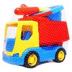 Іграшка Tigres Теч Трак Машинка з набором для піску 4елементи