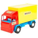 Іграшка Wader Mini Truck Вантажівка