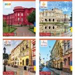 Notebook Mrii zbuvayutsya checkered 60pages Ukraine