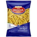 Макаронні вироби Pasta Reggia 34 Pene Ziti Rigati Перо 500г