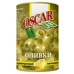 Oscar Olives with Lemon 300g