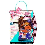 L.O.L. Surprise 576365 O.M.G Birthday Girl Game Set with a Doll