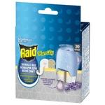 Електрофумігатор Raid з рідиною проти комарів 30 ночей Лаванда