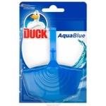 Toilet Duck Aqua 4in1 toilet cleaner suspended blue 40g