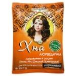 Triuga Herbal Henna Ayurvedic brown 35g