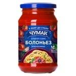 Спагеті-соус Чумак Болоньєз 340г