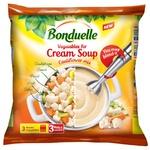 Овочі Bonduelle для крем супу Легкий 400г