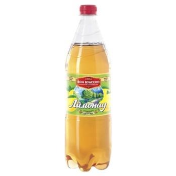 Напиток Бон Буассон Лимонад сильногазированный 1л - купить, цены на Восторг - фото 1