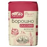 August Flour rice millstones 1kg