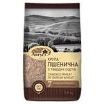 Крупа пшеничная Август из твердых сортов пшеницы 800г