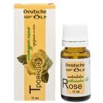 Масло эфирное Deutsche Ole Роза 11мл