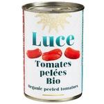 Luce Whole Peeled Organic Tomatoes 400g