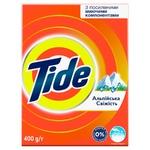 Стиральный порошок Tide Альпийская свежесть для ручной стирки 400г