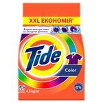 Стиральный порошок Tide Color автомат 4,5кг