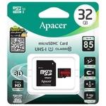 Карта пам'яті Apacer microSDHC 32GB