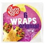 Poco Loco Wheat-corn Tortilla 380g
