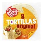 Poco Loco Original Wheat Tortilla 320g
